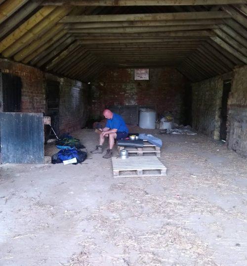 Black Stones Barn