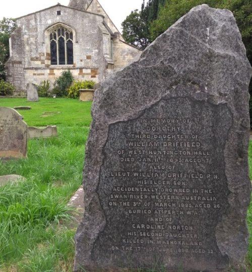 driff grave
