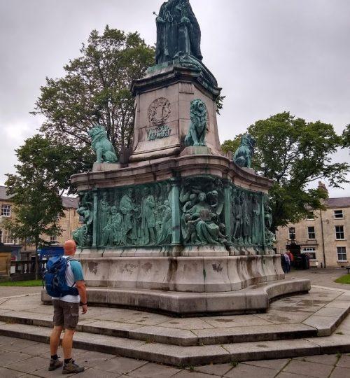 Queen Victoria, Lancaster